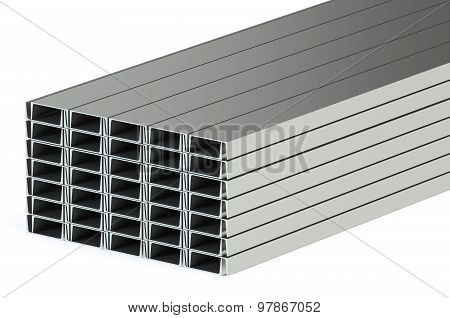 Rolled Metal Steel Channels