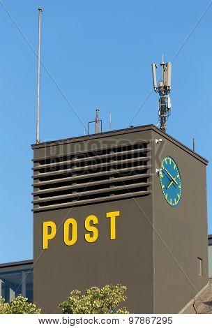 Sihlpost Tower