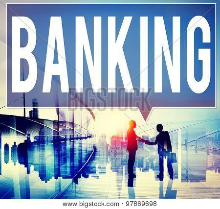 Banking Savings Economy Banking Finance Concept