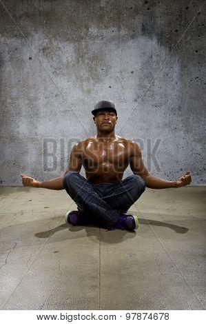 Urban Yoga Exercises