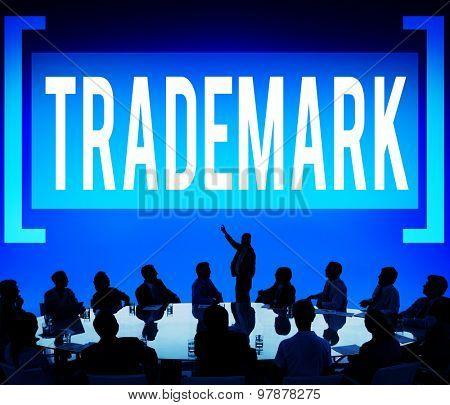 Trademark Product Marketing Identity Copyright Concept