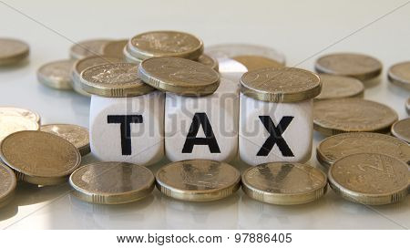 Gold Coins for Tax