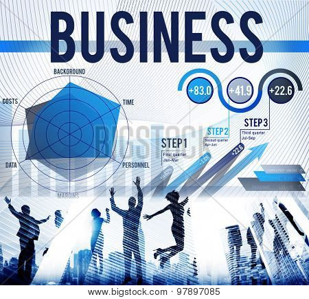 Business Company Corporate Enterprise Organisation Concept