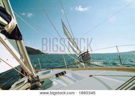 Ships Race