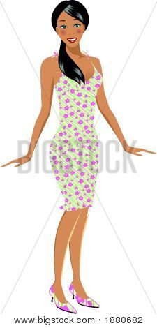 Pinkflowergirl