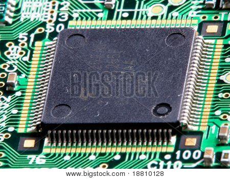 electronic circuit, semi conductor (macro)