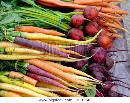 Beets And Carrots1