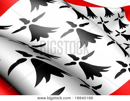 Bandeira de Limousin