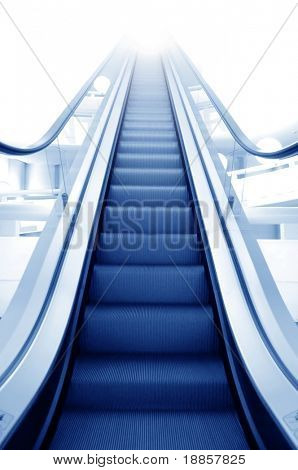 Fast escalator to the top