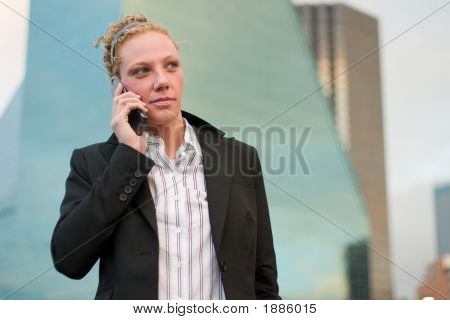 Urban Business Woman 2