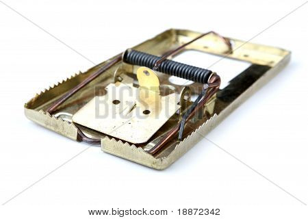 Metal Mousetrap