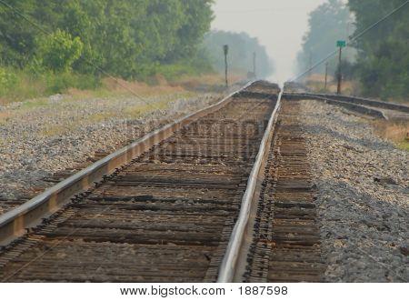 Heat On The Tracks