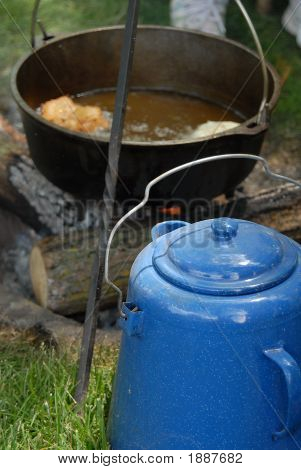 Campfire Cookin 1
