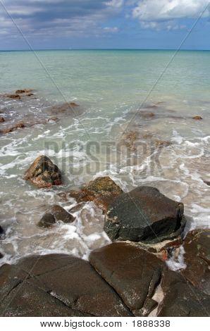 Rocky Caribbean Coast
