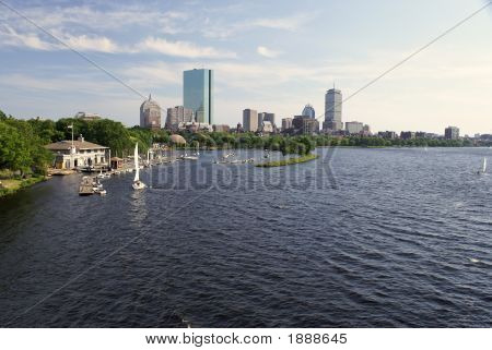 Wide Angle Boston