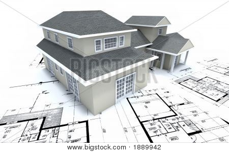 House On Architect Plans
