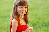 Little Cute Girl poster