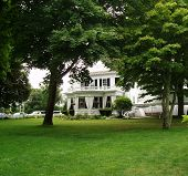 Historic Martha'S Vineyard Mansion poster
