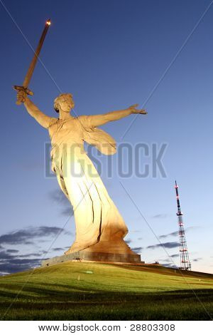 Monument Motherland