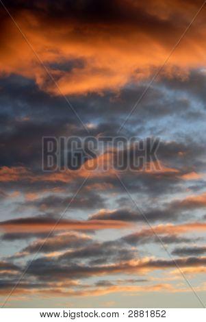 Romantic Cloudscape