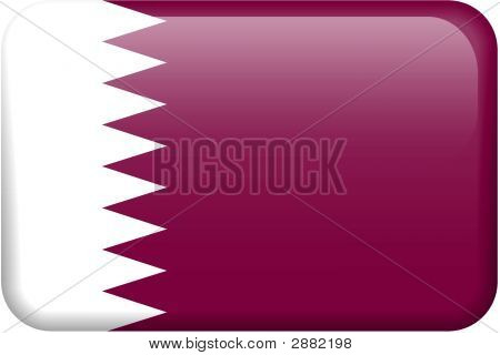 Qatar Flag Button