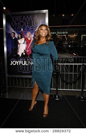 LOS ANGELES - JAN 9: Queen Latifah at the premiere of 'Joyful Noise' at Grauman's Chinese Theater on January 9, 2012 in Los Angeles, California