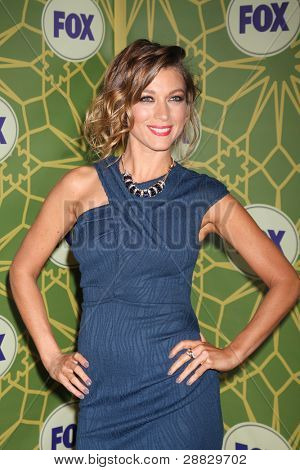LOS ANGELES - JAN 8:  Natalie Zea at the FOX All Star Winter TCA Party at Castle Green on January 8, 2012 in Pasadena, California.