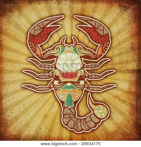 zodiac Grunge - Escorpio