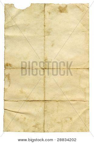 grunge paper
