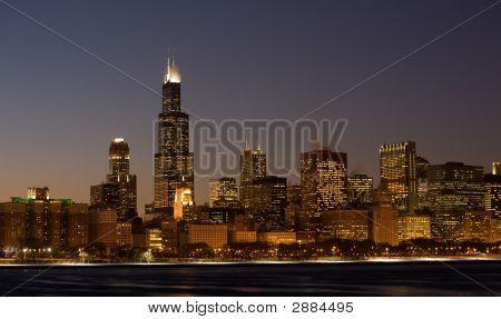 Chicago Großstadt