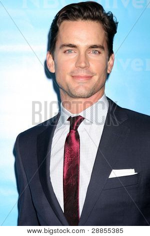 LOS ANGELES - JAN 6:  Matt Bomer arrives at the NBC Universal All-Star Winter TCA Party at The Athenauem on January 6, 2012 in Pasadena, CA