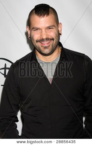 LOS ANGELES - JAN 10:  Guillermo Diaz arrives at the ABC TCA Party Winter 2012 at Langham Huntington Hotel on January 10, 2012 in Pasadena, CA