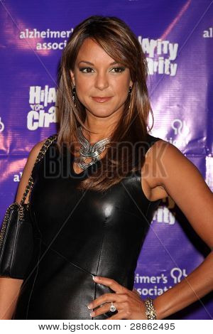 LOS ANGELES - JAN 13:  Eva LaRue arrives at  the