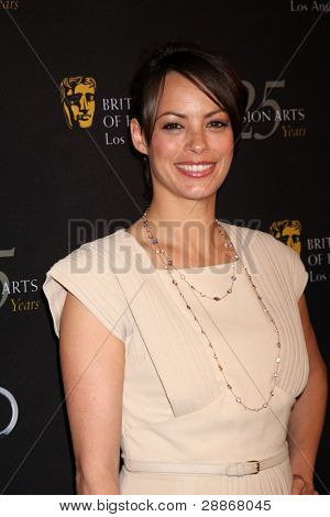 LOS ANGELES - JAN 14:  Berenice Bejo arrives at  the BAFTA Award Season Tea Party 2012 at Four Seaons Hotel on January 14, 2012 in Beverly Hills, CA