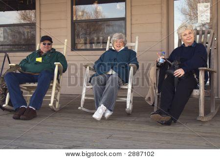 Rocking Senior Citizens