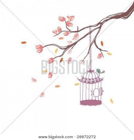 Herbst Komposition
