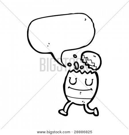 humpty dumpty cartoon character