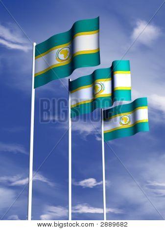 African Unity Flag