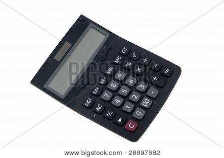 Calculator and keypad