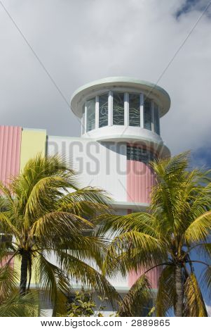 Famous Hotel South Beach