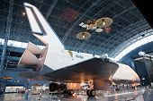 Chantilly, Virginia - October 10: Enterprise At The National Air And Space Museum On October 10, 201