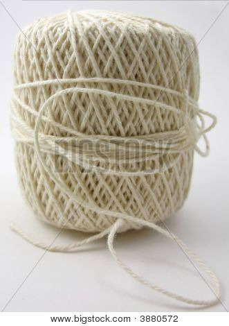 Ball Of String Unravelling