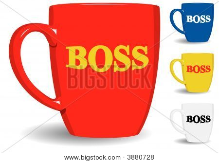 Mug For Big Boss
