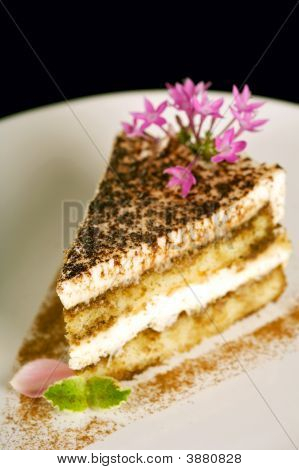 Decorative Tiramisu