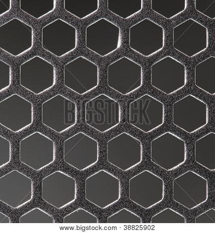 hexagonal grid macro.