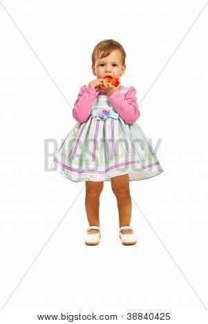 Beautiful Toddler Girl
