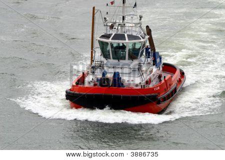 Harbour Tugboat