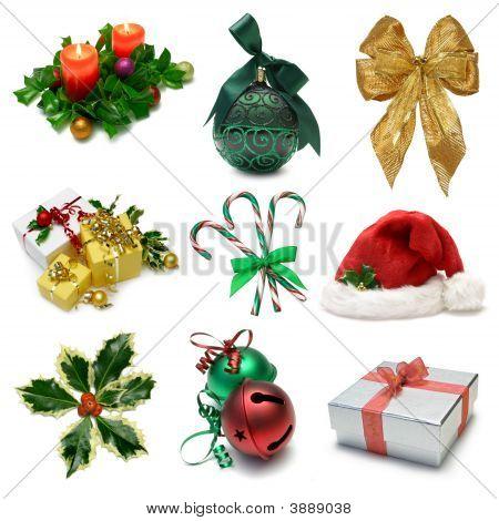 Christmas Sampler One