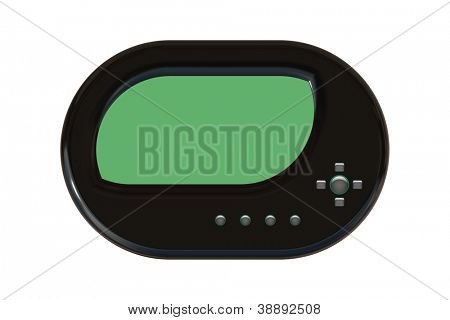 Isolated Pager
