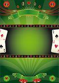 Постер, плакат: играть снова Плакат для казино Вы готовы к мировой тур покера